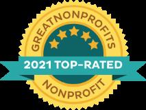 IVolunteer International GreatNonprofits Seal