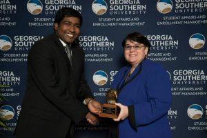 southern-talon-award-georgia-southern