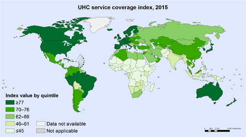 UHC Service Coverage