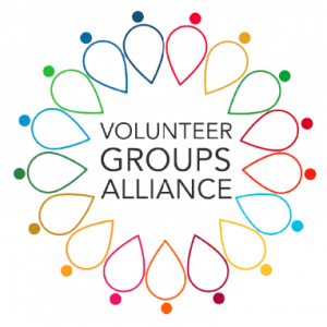 Volunteer Groups Alliance logo