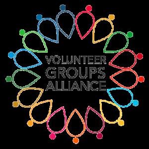 Volunteer Groups Alliance logo