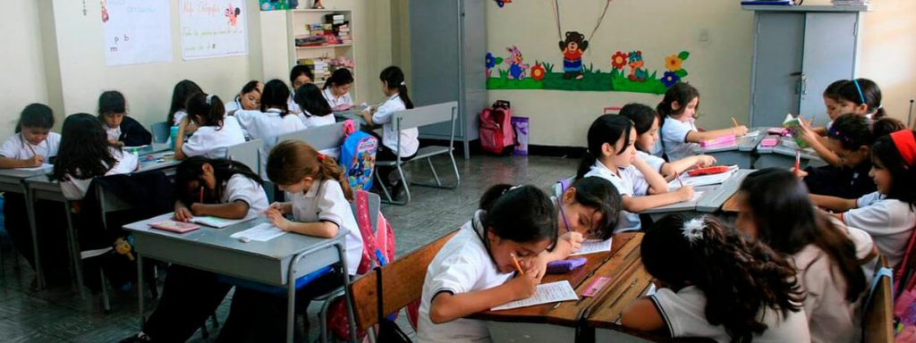 Image showing low-income schools in Latin America