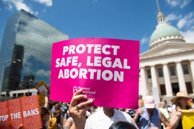 Safe, legal abortion