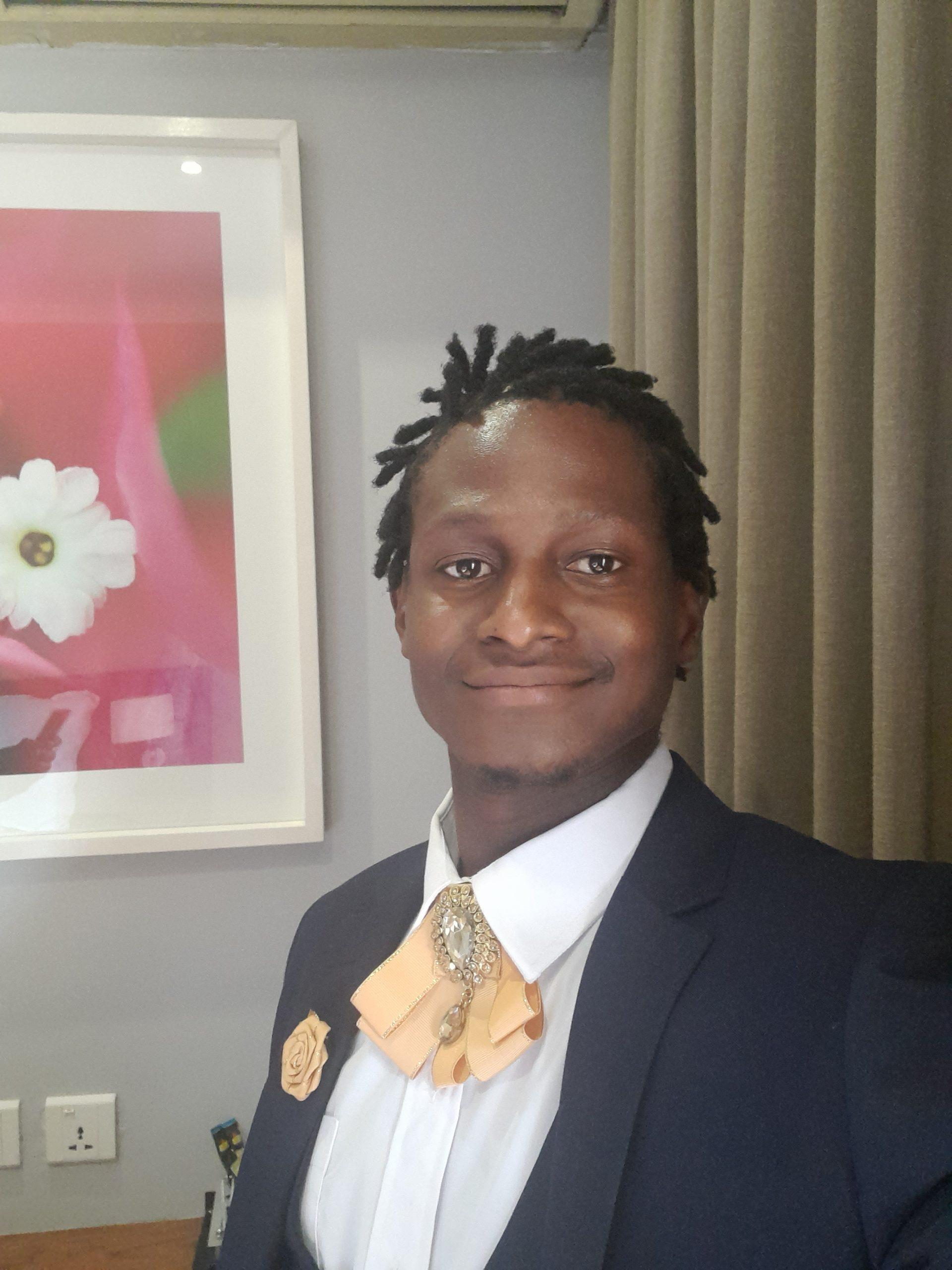 Joseph Ndondo Headshot