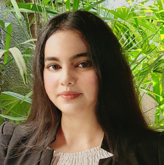 Ameerah Salie Headshot