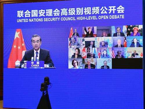 UNSC Open High Level Debate