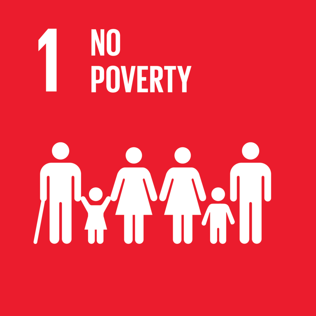 Image of the No Poverty SDG