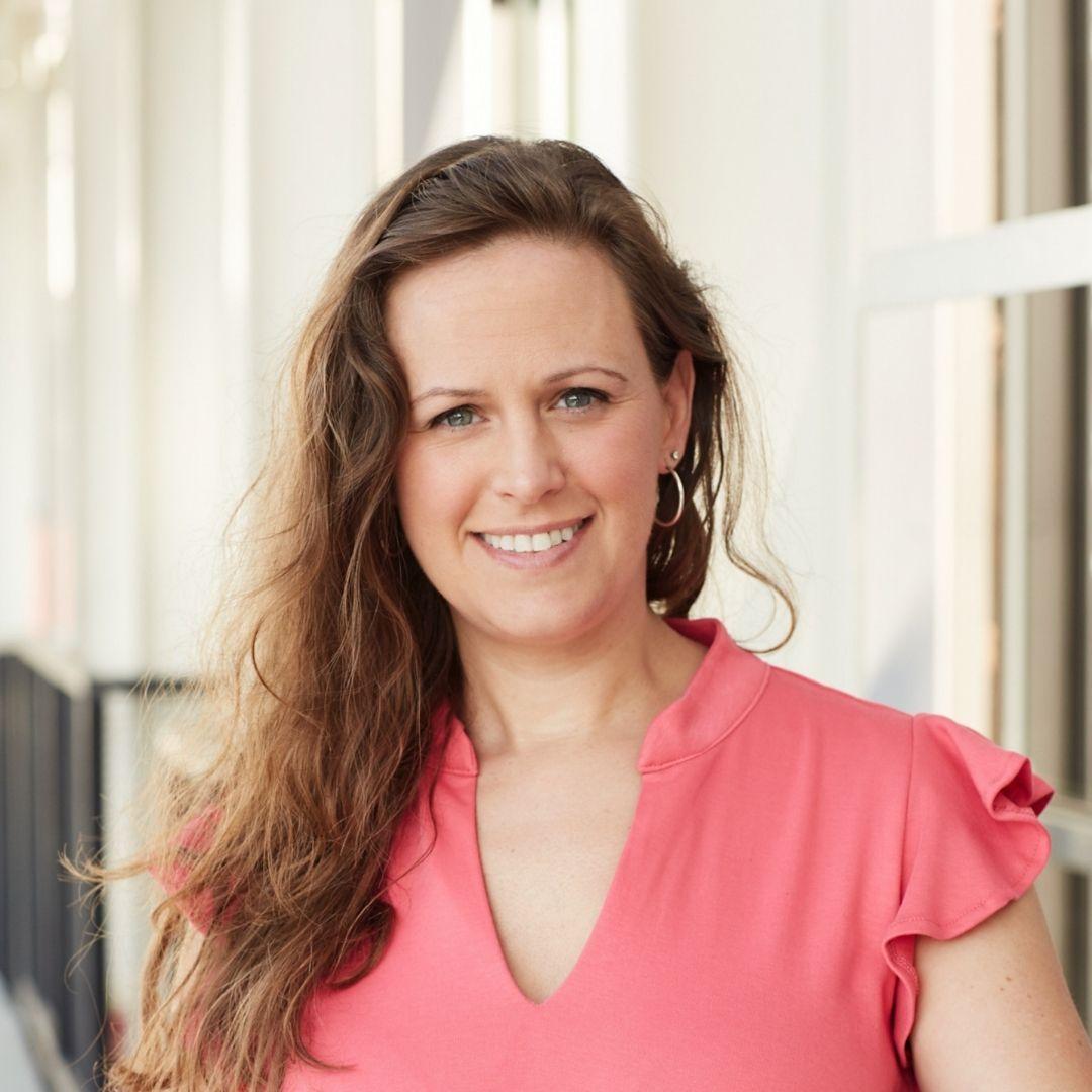 Michelle Keating Headshot